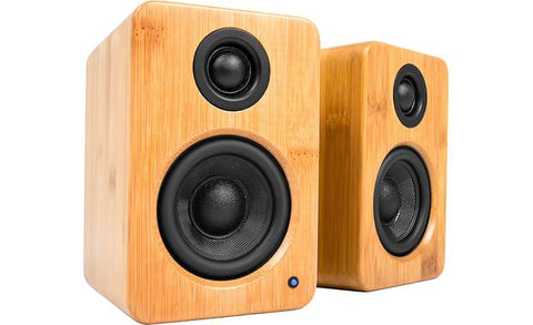 Kanto - YU2 Powered Desktop Speakers - direct audio