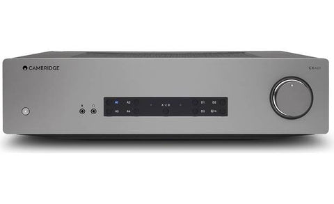 Cambridge Audio - CXA61 Integrated Amplifier with built-in DAC
