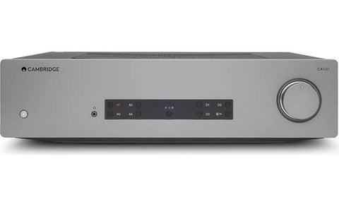 Cambridge Audio CXA81 Stereo Integrated Amplifier with built-in DAC and Bluetooth®