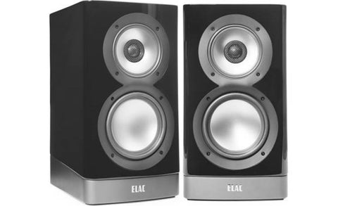 ELAC - Navis ARB51 Powered Bookshelf Speakers Pair