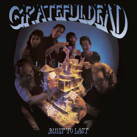 Grateful Dead - Built To Last on 180g Vinyl LP - direct audio