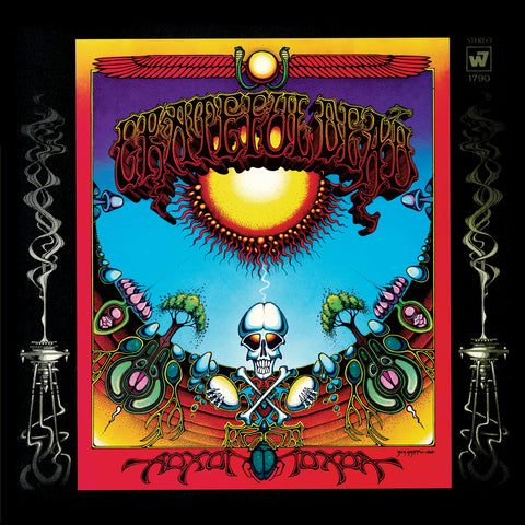Grateful Dead - Aoxomoxoa: 1971 Remix 180g Vinyl LP - direct audio