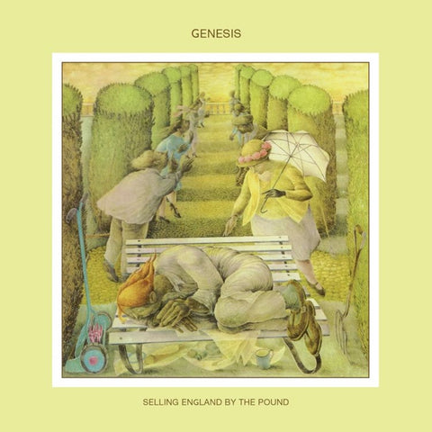 Genesis - Selling England By The Pound 180g Vinyl LP (Out Of Stock) - direct audio