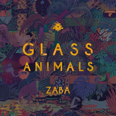 Glass Animals - Zaba Vinyl LP (Out Of Stock) Pre-order - direct audio