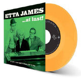 "Etta James - At Last! 180g Import Vinyl LP & 7"" - direct audio"