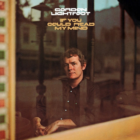 Gordon Lightfoot - If You Could Read My Mind on Limited Edition 180g LP - direct audio - 1