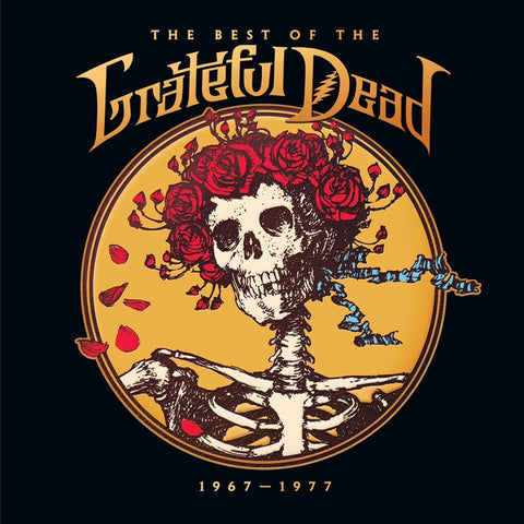 Grateful Dead - The Best Of The Grateful Dead 1967-1977 180g Vinyl 2LP - direct audio