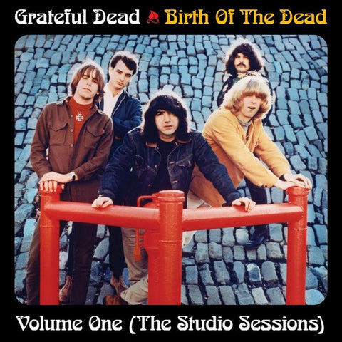 Grateful Dead - Birth Of The Dead Volume One: The Studio Sessions on Limited Edition 180g 2LP - direct audio