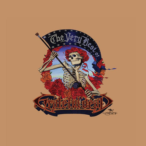 Grateful Dead - The Very Best of Grateful Dead on Limited Edition 180g 2LP - direct audio