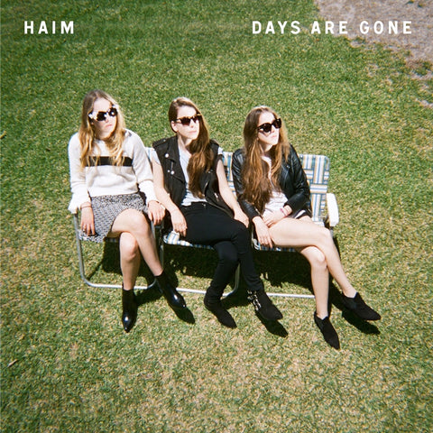 HAIM - Days Are Gone on 180g 2LP + Download - direct audio