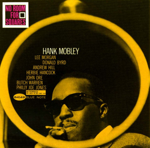 Hank Mobley - No Room For Squares on 180g 45RPM 2LP (Out Of Stock) - direct audio