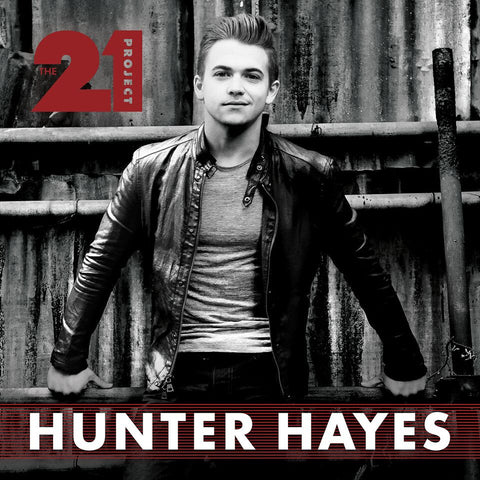 Hunter Hayes - 21 Project on CD - direct audio