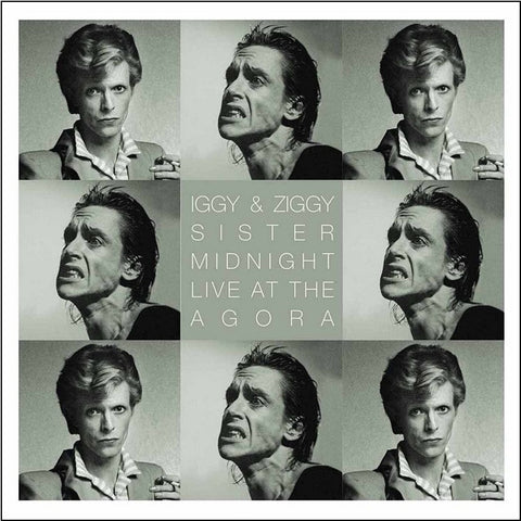 Iggy And Ziggy - Sister Midnight: Live At The Agora on Limited Edition Colored 180g Vinyl 2LP - direct audio