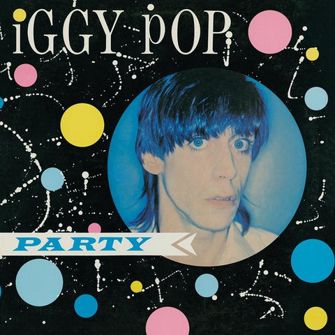 Iggy Pop - Party on Limited Edition 180g LP - direct audio