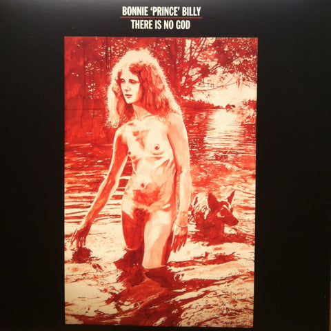 "Bonnie Prince Billy - There Is No God/God Is Love EP on 10"" Vinyl - direct audio"