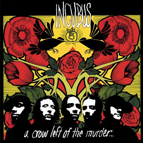 Incubus - A Crow Left Of The Murder Limited Edition 180g Vinyl 2LP - direct audio