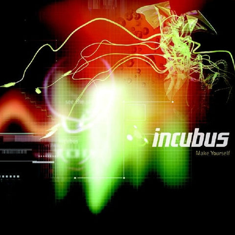 Incubus - Make Yourself on Numbered Limited Edition 180g 2LP - direct audio