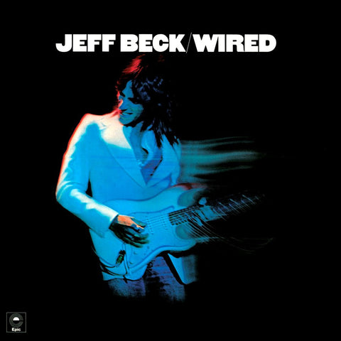 Jeff Beck - Wired on Limited Edition 180g LP - direct audio