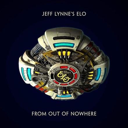 Jeff Lynne's ELO - From Out of Nowhere: Deluxe Edition on CD + Booklet