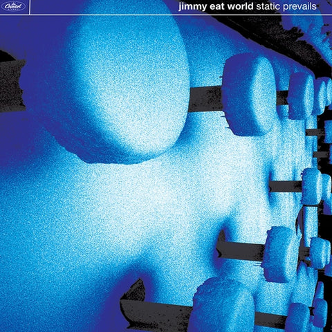 Jimmy Eat World - Static Prevails on Vinyl 2LP + Download - direct audio