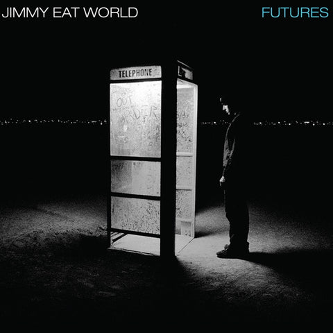 Jimmy Eat World - Futures Vinyl 2LP + Download (Out Of Stock) Pre-order - direct audio