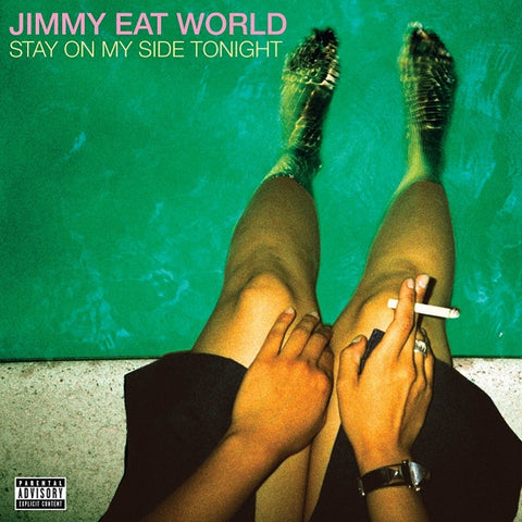 Jimmy Eat World - Stay On My Side Tonight Vinyl EP + Download - direct audio