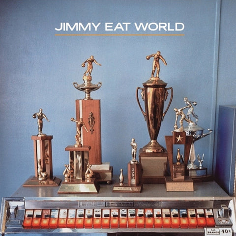 Jimmy Eat World - Bleed American on LP + Download - direct audio