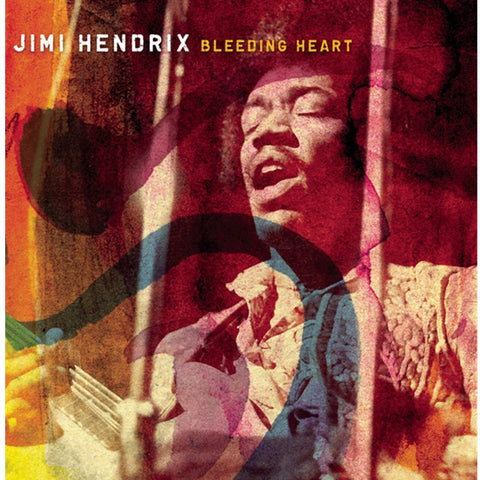 "Jimi Hendrix - Bleeding Heart 7"" Vinyl Single - direct audio"