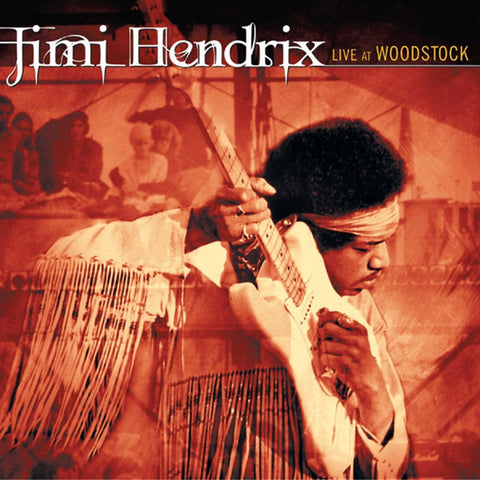 Jimi Hendrix - Live At Woodstock on 3LP Set (Awaiting Repress) - direct audio