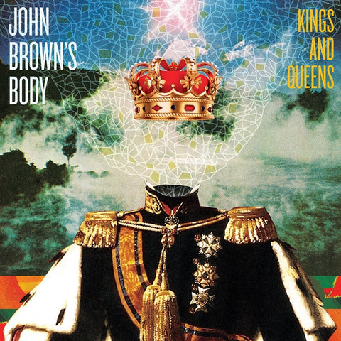 John Brown's Body - Kings And Queens on LP + Download Card - direct audio