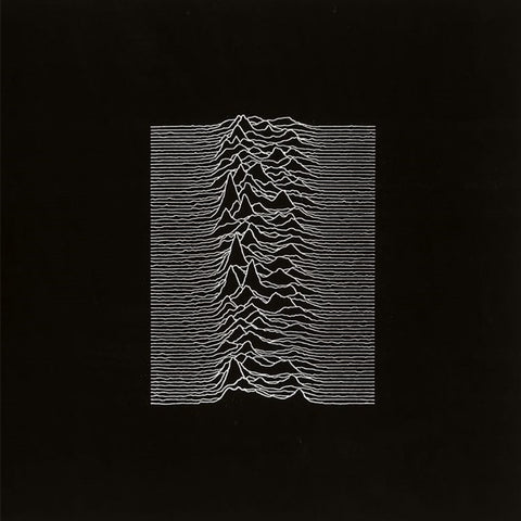 Joy Division - Unknown Pleasures LP - direct audio
