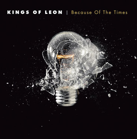Kings Of Leon - Because Of The Times 180g Vinyl 2LP (Out Of Stock) Pre-order - direct audio