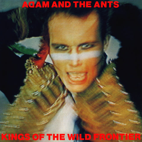 Adam And The Ants - Kings of The Wild Frontier LP - direct audio