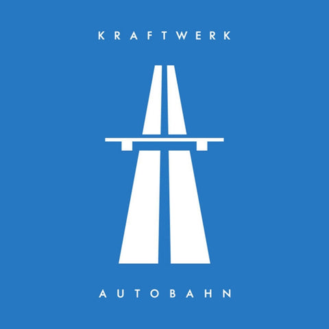 Kraftwerk - Autobahn 180g Vinyl LP - direct audio