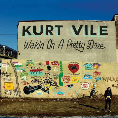 Kurt Vile - Wakin On A Pretty Daze on 2LP + Download - direct audio