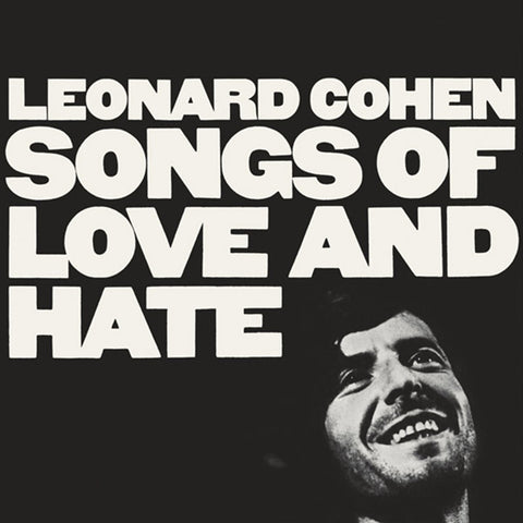 Leonard Cohen - Songs of Love and Hate Vinyl LP - direct audio