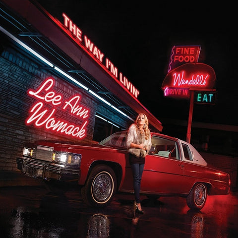 Lee Ann Womack - The Way I'm Livin' on LP + Download - direct audio
