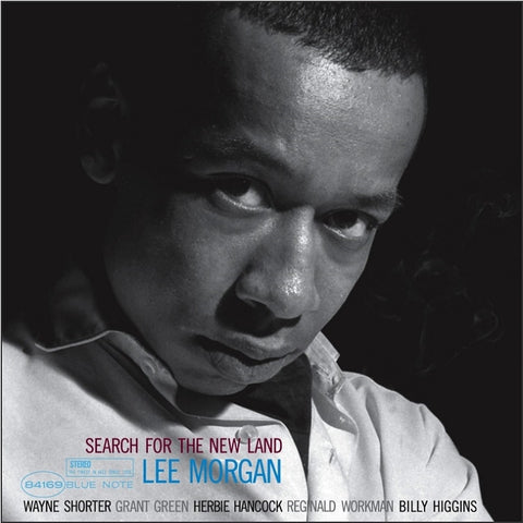Lee Morgan - Search For The New Land on LP - direct audio