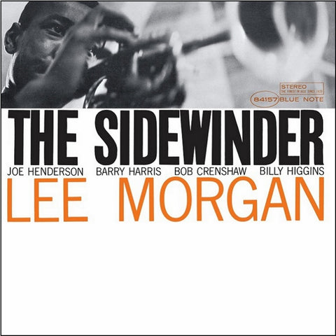 Lee Morgan - The Sidewinder on LP - direct audio