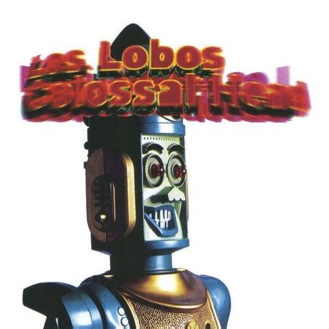 Los Lobos - Colossal Head on 180g LP - direct audio