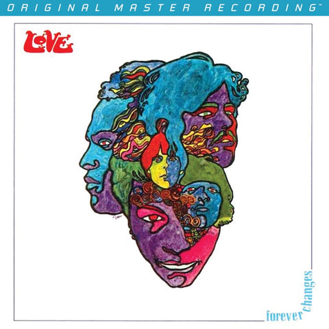 LOVE - Forever Changes (NUMBERED LIMITED EDITION HYBRID SACD) - direct audio