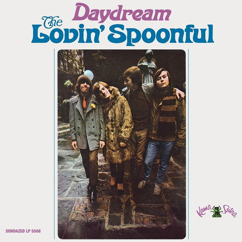 The Lovin' Spoonful - Daydream on 180g Mono LP - direct audio
