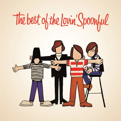 The Lovin' Spoonful - The Best Of The Lovin' Spoonful on Limited Edition 180g Vinyl LP - direct audio