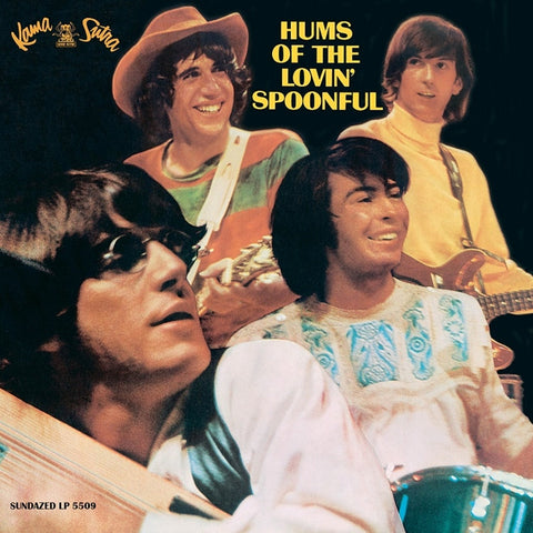 The Lovin' Spoonful - Hums Of The Lovin Spoonful on 180g Mono LP - direct audio