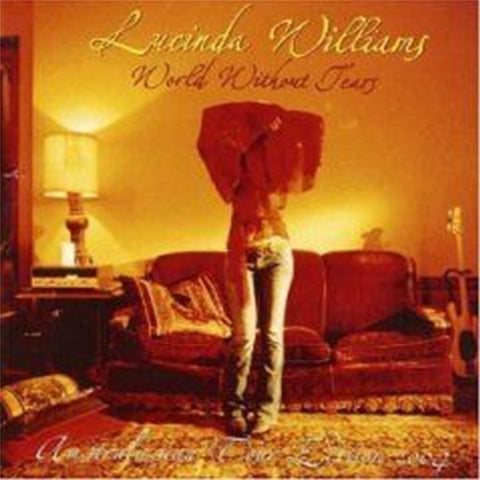 Lucinda Williams - World Without Tears Limited Edition Vinyl LP - direct audio