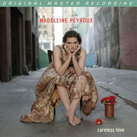Madeleine Peyroux - Careless Love on Numbered Limited-Edition 180g LP from Mobile Fidelity - direct audio