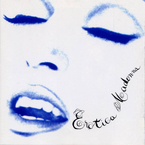 Madonna - Erotica 180g Import 2LP - direct audio