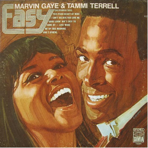 Marvin Gaye And Tammi Terrell - Easy on 180g LP - direct audio