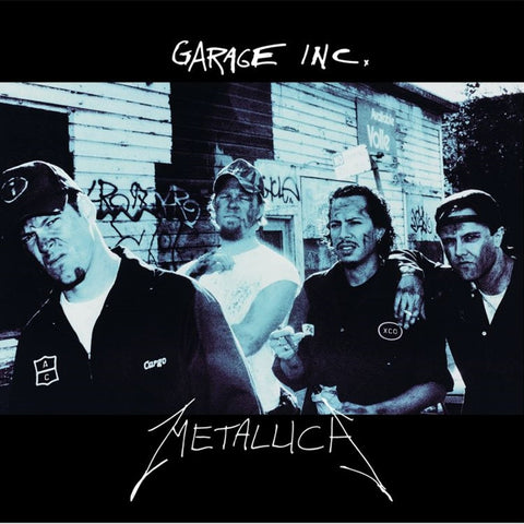 Metallica - Garage Inc. Vinyl 3LP - direct audio