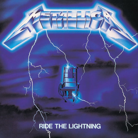 "Metallica - Ride the Lightning Deluxe Edition Vinyl 3LP + 10"" LP + 6CD + DVD Box Set - direct audio"